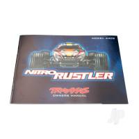 Owner's Manual, Nitro Rustler