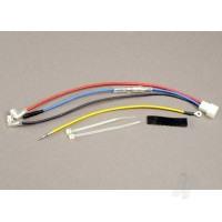 Connector, wiring harness (EZ-Start and EZ-Start 2)