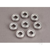 Ball bearings (5x11x4mm) (8pcs)