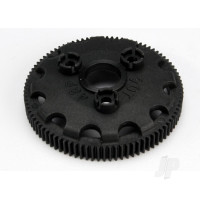 Spur 90-tooth (48-pitch) (for models with Torque-Control slipper clutch)