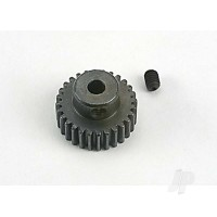 Gear, pinion (28-tooth) (48-pitch) / set screw