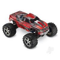 Red T-Maxx 3.3 1:10 Nitro-Powered 4WD Maxx Monster Truck (+ TQi, Wireless Module, TSM)