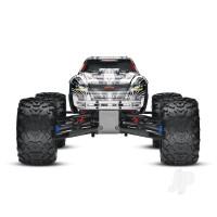 White T-Maxx 3.3 1:10 Nitro-Powered 4WD Maxx Monster Truck (+ TQi, Wireless Module, TSM)