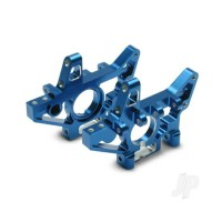 Bulkheads, front (machined 6061-T6 aluminium) (blue) (left & right) (requires use of 4939X suspension pins)