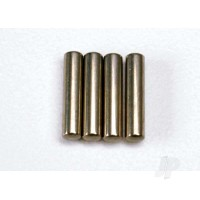 Pins, axle (2.5x12mm) (4pcs)