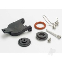 Fuel tank rebuild kit (contains cap, foam washer, o-ring, upper / lower retainers, screw, spring and screw pin)