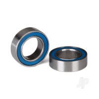 Ball bearings, blue rubber sealed (6x10x3mm) (2pcs)
