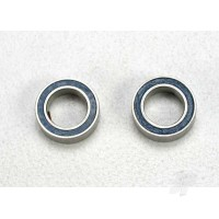 Ball bearings, Blue rubber sealed (5x8x2.5mm) (2 pcs)