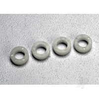 BellCrank bushings (plastic) (4x7x2.5mm) (4pcs)