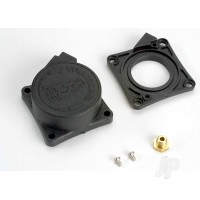 Housing set, recoil starter / 2x3mm RST (2pcs) (TRX 2.5, 2.5R)