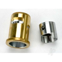 Piston / sleeve (matched set), wrist pin clips (2pcs) (TRX 2.5, 2.5R)