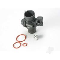 Carburetor body / fuel inlet plug / 5x.9mm O-ring (1-each) (TRX 2.5, 2.5R)