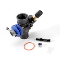 Carburetor, complete (minus air filter assy) (TRX 2.5, 2.5R composite slide)