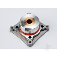 Backplate / 20x1.4mm O-ring (for engines with starter) (TRX 2.5, 2.5R)