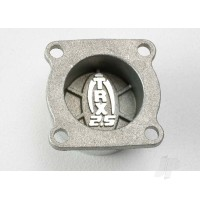 Backplate / 20x1.4mm O-ring (for engines with out starter) (TRX 2.5, 2.5R, 3.3)