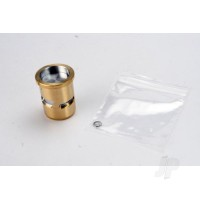 Piston / sleeve (matched set), wrist pin clips (2pcs) (TRX 3.3)