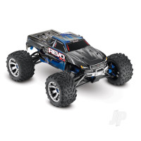 Blue Revo 3.3 1:10 4X4 Nitro Monster Truck (+ TQi, TSM, Wireless Module, Telemetry, TRX3.3, DC Charger)