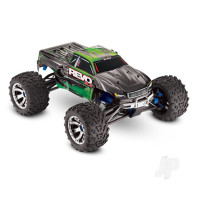 Green Revo 3.3 1:10 4X4 Nitro Monster Truck (+ TQi, TSM, Wireless Module, Telemetry, TRX3.3, DC Charger)