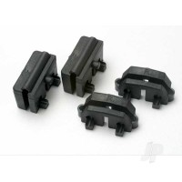 Servo mounts, steering (2pcs)