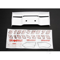 Wing, Revo (white) / decal sheet