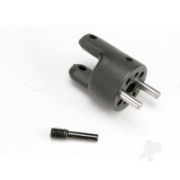 Yoke, brake (1pc) / torque pins (2pcs) / 4x15mm screw pin