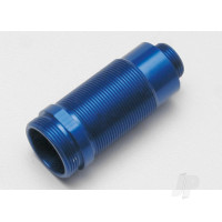 Body, GTR shock (Aluminium, blue-anodized) (1pc)