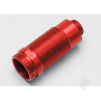 Body, GTR shock (Aluminium, red-anodized) (1pc)