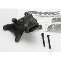 Wheelie bar mount (1pc) (fits 1:10 scale Revo trucks)