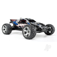 Blue Jato 3.3 1:10 2-Speed Nitro-Powered 2WD Stadium Truck (+ TQi, Wireless Module, TSM)