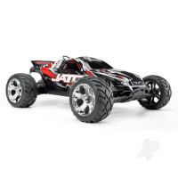 Red Jato 3.3 1:10 2-Speed Nitro-Powered 2WD Stadium Truck (+ TQi, Wireless Module, TSM)