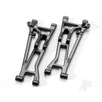 Suspension arms, front (left & right), Exo-Carbon finish (Jato)