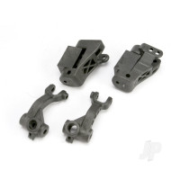 Caster blocks, 25-degree (left & right) / steering blocks, 25-degree (left & right)