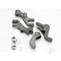 Steering bellCranks / servo saver / servo saver spring / steering support / 4x7x2.5 PB (4pcs) / 5x0.8mm NL (1pc)
