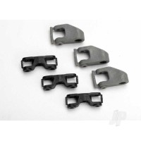 Servo horns, steering and throttle (for non-Traxxas servos (Hitec, JR, KO, Airtronics))