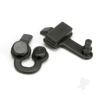 Rubber plugs, charge jack, two-speed adjustment (Jato)
