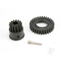 1st speed 32T / input gear 14T