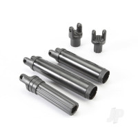 Half shafts, center (internal splined (3pcs) / external splined (2pcs)) (plastic parts only)