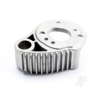 Motor mount, finned aluminium
