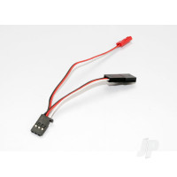 Y-harness, servo and LED lights (for Summit with TQ 2.4GHz radio system)