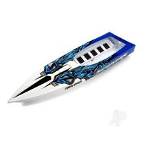 Hull, Spartan, Blue graphics (fully assembled)