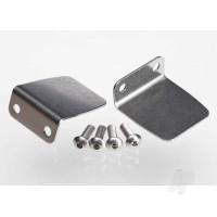Trim tab (2pcs) / 4x12mm BCS (stainless) (4pcs)