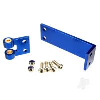 Rudder mount / rudder pivot / 4x14mm BCS (stainless) (4pcs) / NL 4.0 (2pcs)
