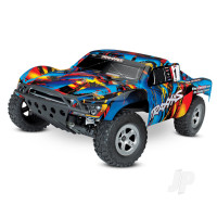 Rock-n-Roll Slash 1:10 2WD Short Course Racing Truck (+ TQ)