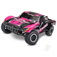 Pink Slash 1:10 2WD Short Course Racing Truck (+ TQ)