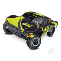 VR46 Slash 1:10 2WD Short Course Racing Truck (+ TQ)