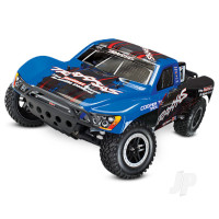 Blue Slash VXL 1:10 2WD Short Course Racing Truck (+ TQi ,TSM)