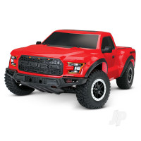 RED Ford F-150 Raptor 1:10 2WD Ford F-150 Raptor RTR (+ TQ, XL-5, 7-Cell NiMH 3000mAh)