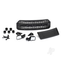 Body accessories kit, 2017 Ford Raptor (includes grille, hood insert, side mirrors, & mounting hardware)