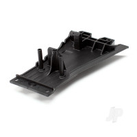 Lower chassis, low CG (black)
