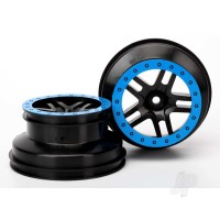 Wheels, Split-Spoke Dual Profile (2 pcs)